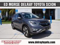 Looking for a clean, well-cared for 2016 Honda CR-V?