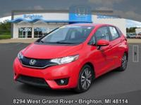 Options:  2016 Honda Fit Ex|Red|Milano Red 2016 Honda