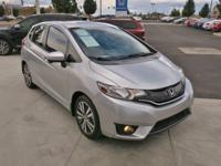 CARFAX One-Owner. Clean CARFAX. 2016 Honda Fit EX