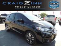 PREMIUM & KEY FEATURES ON THIS 2016 Honda Fit include,