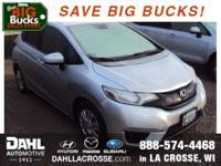 Recent Arrival! 2016 Honda Fit LX CARFAX One-Owner.