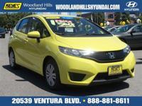 Options:  2016 Honda Fit Lx|Yellow/|V4 1.5 L