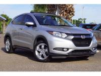 New Price! This 2016 Honda HR-V EX in Alabaster Silver