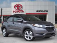 CARFAX One-Owner. Clean CARFAX. Modern Steel 2016 Honda
