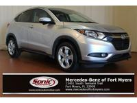 This 2016 Honda HR-V EX comes loaded with features like