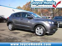 2016 Honda HR-V EX 32/27 Highway/City MPG** Awards:*