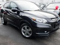 New Price! Certified. 2016 Honda HR-V EX Modern Steel
