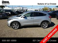 2016 Honda HR-V EX CARFAX One-Owner. Clean CARFAX.