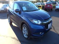 Introducing the 2016 Honda HR-V! Here's a vehicle which