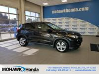 Recent Arrival! This 2016 Honda HR-V EX in Crystal