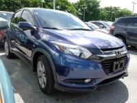 No accidents Clean Carfax, HR-V EX, 1.8L I4 SOHC 16V