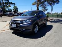 Options:  2016 Honda Hr-V Ex|What You Can Expect At