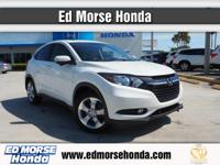 This 2016 Honda HR-V EX is proudly offered by Ed Morse