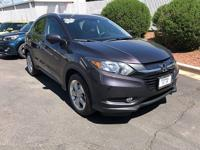 Clean CARFAX One Owner. HR-V EX-L w/Navigation AWD CVT