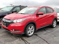 CARFAX One-Owner. Clean CARFAX. Milano Red 2016 Honda
