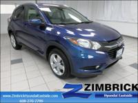 EPA 32 MPG Hwy/27 MPG City! CARFAX 1-Owner, Excellent
