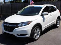 This 2016 Honda HR-V EX-L w/Navi is offered to you for