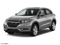 It doesn't get much better than this 2016 Honda HR-V
