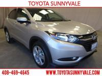 Come see this 2016 Honda HR-V EX-L w/Navi. Its Variable