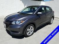 NON-SMOKER!, OIL CHANGED, and BACKUP CAMERA. HR-V LX,