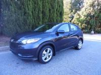 We are excited to offer this 2016 Honda HR-V. This 2016