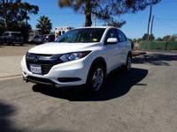 Options:  2016 Honda Hr-V Lx|White|What You Can Expect