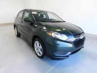 Recent Arrival! 2016 Honda HR-V LX Green Clean CARFAX.