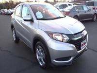 Introducing the 2016 Honda HR-V! Comprehensive style