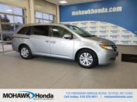 Recent Arrival! This 2016 Honda Odyssey EX in Lunar