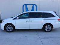 Come see this 2016 Honda Odyssey EX-L. Its Automatic