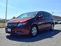 *HONDA CERTIFIED*, *HEATED SEATS*, *LEATHER*, Odyssey