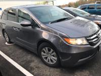 WOW!!! Check out this. 2016 Honda Odyssey EX-L 3.5L V6