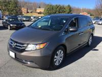 Odyssey EX-L, Honda Certified, 4D Passenger Van, 3.5L