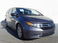CARFAX 1-Owner, Honda Certified, Clean, GREAT MILES