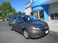 Honda Certified Odyssey EX-L, Sunroof, Leather, Heated
