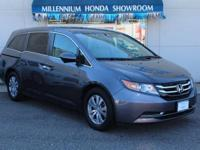 This Honda Certified Odyssey SE is Priced Below The