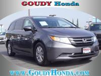 GREAT FOR THE WHOLE FAMILY!! *** Honda Certified ***