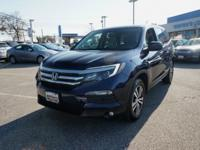 This 2016 Honda Pilot EX-L is proudly offered by