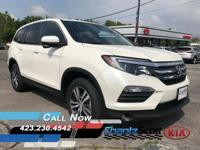 This 2016 Honda Pilot EX will sell fast -Bluetooth