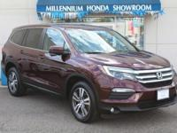 This Honda Certified Pilot EX is Priced Below The