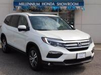 This Honda Certified Pilot AWD 4dr EX is Priced Below