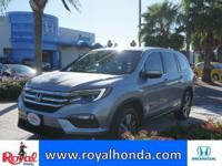 Options:  2016 Honda Pilot Ex 2Wd|This Vehicle Has A