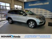 Recent Arrival! This 2016 Honda Pilot EX-L in Lunar