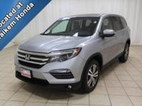 This 2016 Honda Pilot is rare, hard to find model with