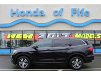 PREMIUM & KEY FEATURES ON THIS 2016 Honda Pilot
