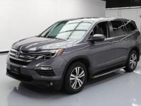 This awesome 2016 Honda Pilot comes loaded with the