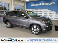 Recent Arrival! This 2016 Honda Pilot EX-L in Modern