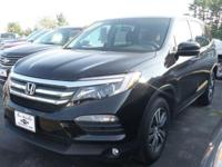 2016 Honda Pilot EX-L w/Navigation 26/18 Highway/City