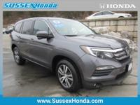 This 2016 Honda Pilot EX-L is proudly offered by Sussex