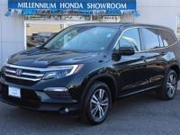 VIN: 5FNYF6H43GB017169 Stock: U23353T  This 2016 Honda